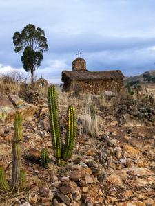 Farmstead, Bolivia