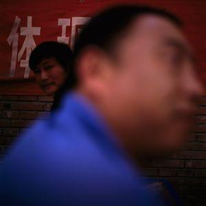 Beijing, from the series Daily Pilgrims © Virgilio Ferreira