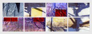 N° 29 - Morceaux choisis - Violet-Ombre - 2004
