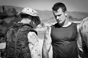 Canadian Soldier, Camp Pendleton CA, May 2013