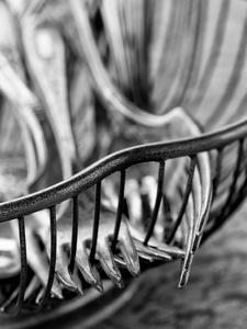Forks In Basket