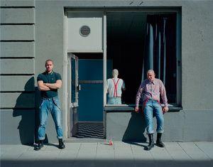 """""""Skinheads"""" © Johan Willner"""