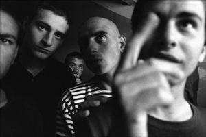 Youth Detention Camp, Tbilisi, Georgia, 1999 © Klavdij Sluban