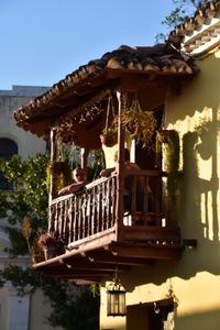 Trinidad Porch