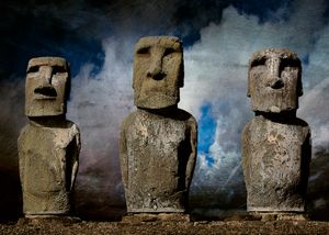 Moai, das Geheimnis der Osterinsel 5