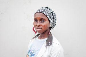 Nadia, Lycee de Kafountine.