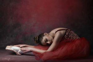 Scarlet Ballerina