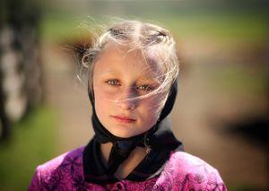 Hutterite Girl