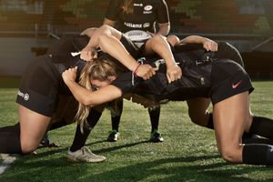 Lotte Clapp – Saracens Women's Premier 15s Captain and England Rugby Player