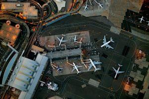 JFK 03 © Jeffrey Milstein, United States