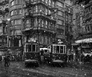 Galatasaray, 1960. © Ara Güler / Magnum Photos.