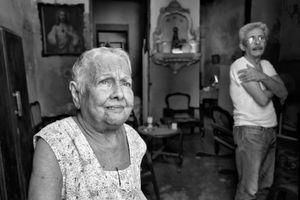 Living Room, Havana, 2018