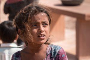 Gesichter Indiens - Große Schwester