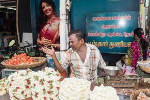 Markets of Tamil Nadu, India