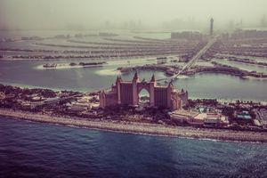 Above Dubai