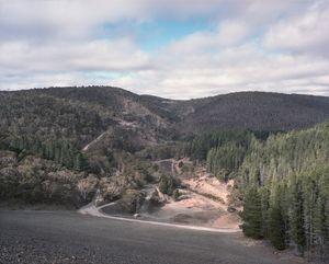 Eucembene Dam wall