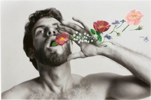 Duane Michals; Primavera, 1984 © Duane Michals; The Henry L. Hillman Fund. Courtesy of Carnegie Museum of Art, Pittsburgh