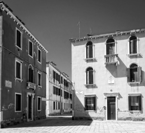 One Day in Venice: Silent corners