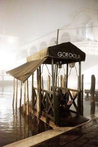 The lost Gondola. Venice 2016