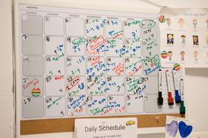 June Calendar, 2020