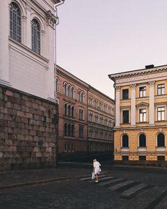 Streets of Helsinki, Finland (2017)