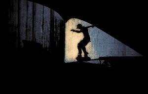 Skateboarder 2