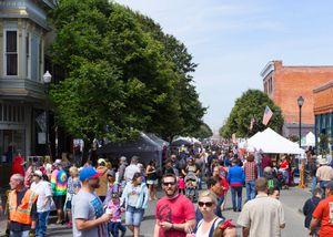 Eureka's 4th of July fair