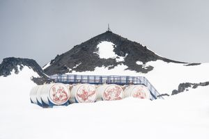 Great Wall station - King George Island, Antarctica