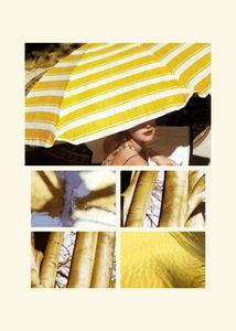 N°64 - Passage - Jaune des sables - 2008.