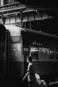 Man of Station