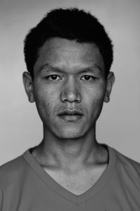 Refugee from Myanmar