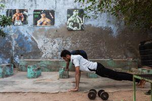 Le vie di Ahmedabad