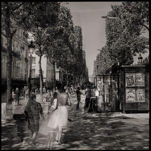Stroll the Champs-Elysées