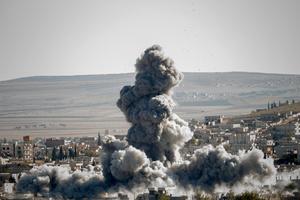 Battle for Kobane #November 2014 / February 2015