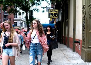 Hipsters - Nolita, Manhattan