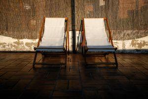 La Terraza 5. Sunbeds