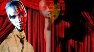 After Amedeo Modigliani(Expressionism )