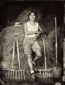 Hanna Bail, Threshold Farm, Philmont, NY