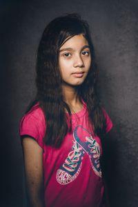 Lina aged 10.