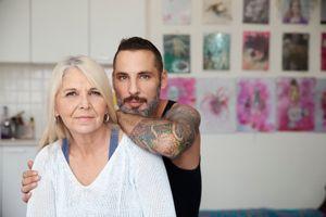 Anna Langer and Jonathan Agassi,  Tel Aviv 2018