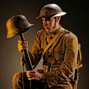 Corps expéditionnaire américain 1917