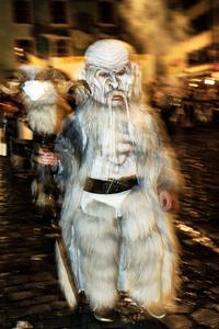 Carnival in Lucerne, Switzerland