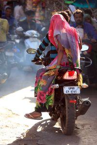 Market at Fatehpur Sikri