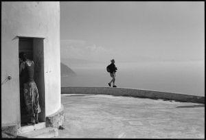 The edge . Corsica