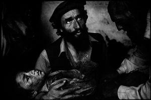 © Balazs Gardi The Valley (Afghanistan, 2007)  Courtesy of Noorderlicht Gallery, Holland.