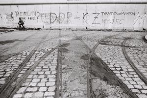Berlin Wall 1980 #6 Transit Lines