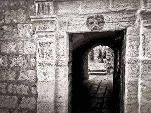 Passage ways, Jerusalem, Israel