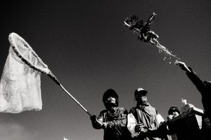Men, Mountains and The Sea © Rony ZAKARIA and Photoquai 2013