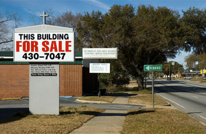 This Building For Sale, Albany, Georgia, 2007