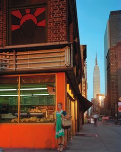 """New York City, 1978 © Joel Meyerowitz. From the book """"Where I Find Myself."""" Published by Laurence King."""